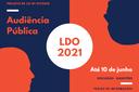 Audiência Pública LDO 2021