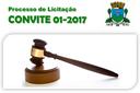 Processo de Licitação - Convite 01/2017