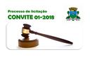 Processo de Licitação - Convite 01/2018